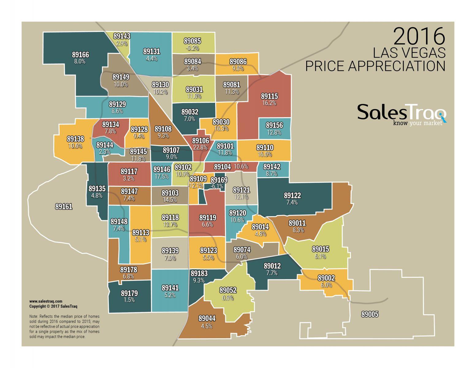 las vegas area median home price is up 2016. Black Bedroom Furniture Sets. Home Design Ideas